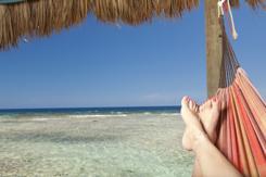 hammock-feet