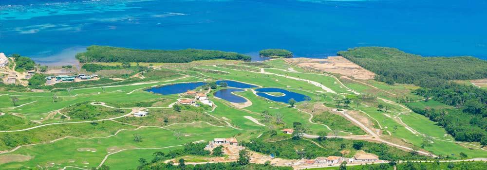 Roatan Championship golf-course
